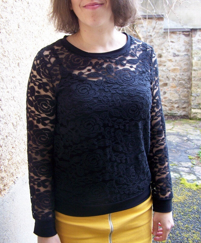 Sweat Courcelles dentelle (5)