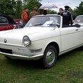 Bmw 700 cabriolet baur 1961-1965