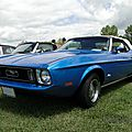 Ford mustang convertible-1973