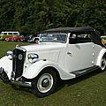 Mathis emy 4 s cabriolet st moritz 1934