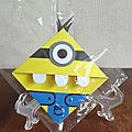 Marque-pages minions