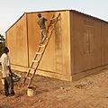 Bâtiment des éleveurs : fin de chantier !