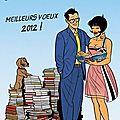 Voeux de l' an 2012 : damien callixte schmitz