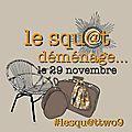 Le squat 2nd edition...