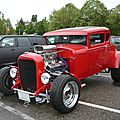 Ford model a hot rod 1928