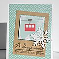 Inspiration blog à lifter sur little scrap, en himalaya pour la boutique swirlcards