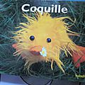 Coquille, de isabelle gil