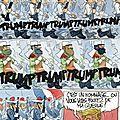 Trump au défilé du 14 juillet