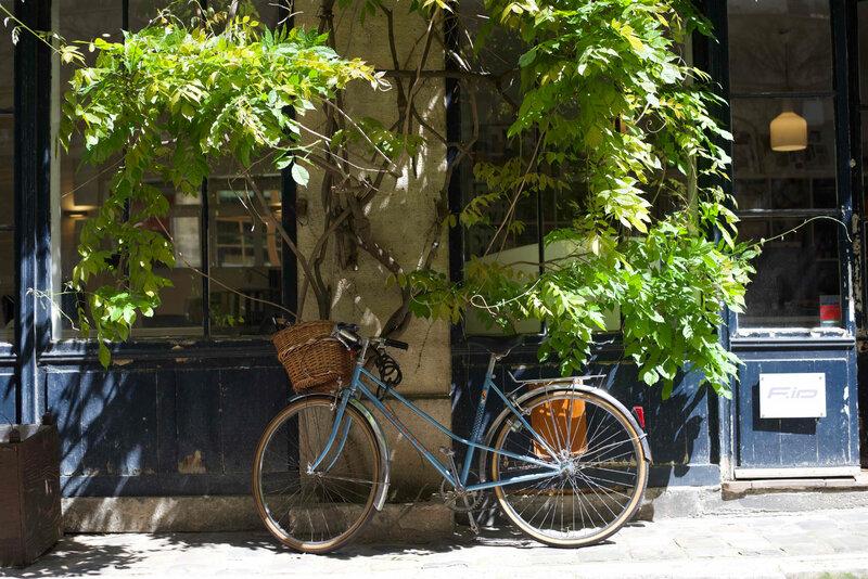 Paris en vert - 1