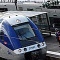 Sncf : des voyageurs font une drôle de grève