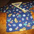 Fini le petit kimono