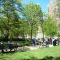 seconde balade (Rittenhouse Square)