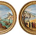 Koller zurich to offer museum-quality paintings and fascinating trompe-l'oeil ceramics