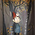 Pour copain fan d'over the garden wall