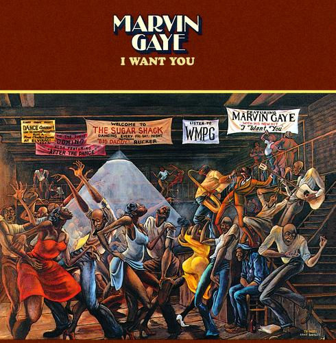 Quot I Want You Quot Marvin Gaye Rock Fever