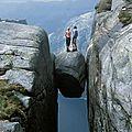 Mais il faut prendre des risques, car le plus grand danger dans la vie c'est de ne rien risquer du tout.