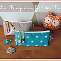[ ensemble trousse + porte jeton ]
