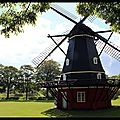 Copenhague : le moulin du Kastellet
