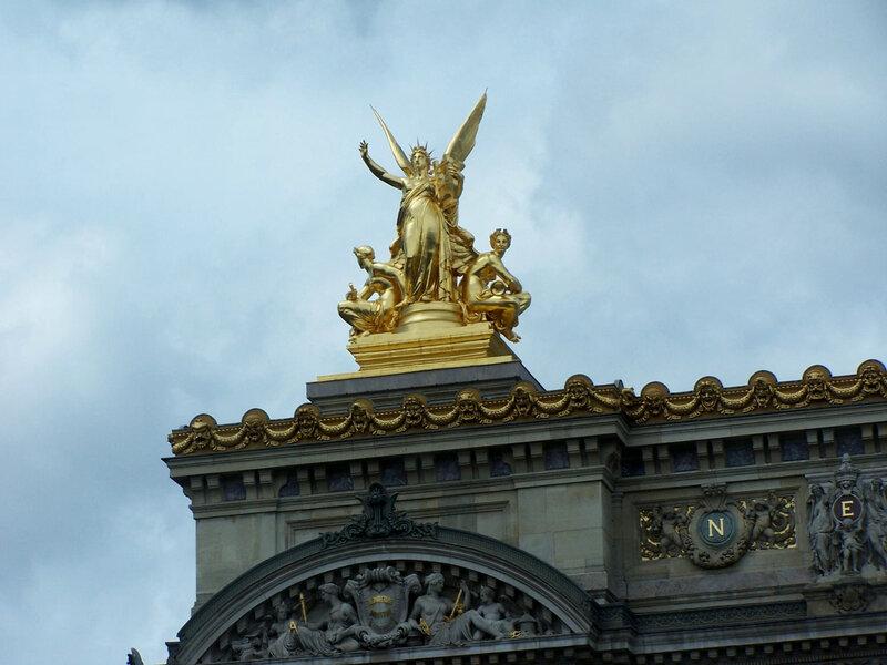 Opéra Garnier-Paris