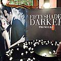 Première du film fifty shades darker à los angeles