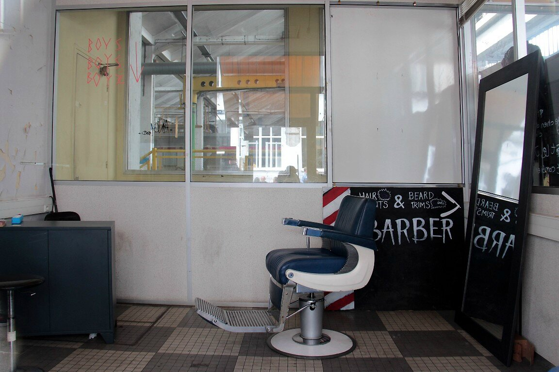 Coiffeur, Grand Train_2653