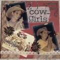 2 Cow-girls