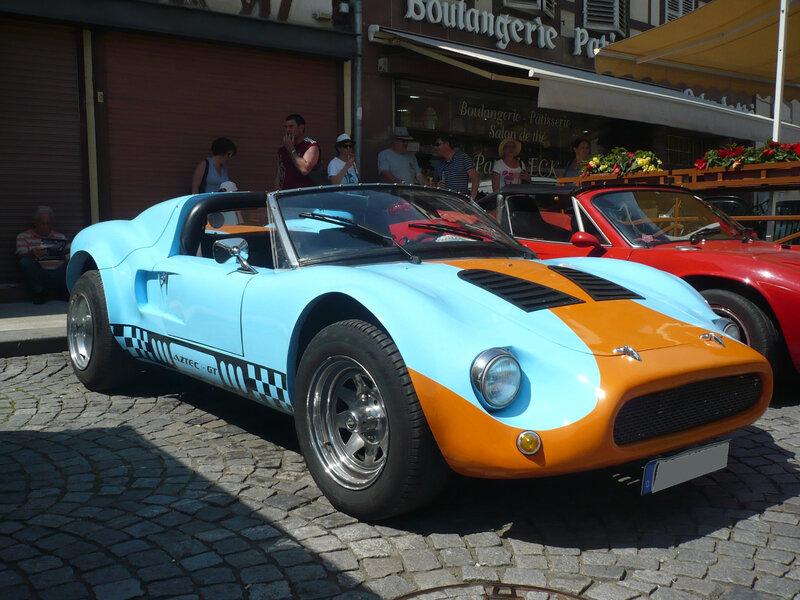 FIBERFAB Aztec GT 1970 Molsheim (1)