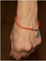 Bracelet En Fil Rouge Du Medium Marabout Voyant