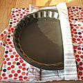 Sac à tarte #7 rouge cerise