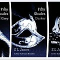 La trilogie fifty shades