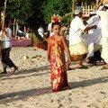 fillette indonésienne