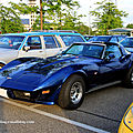 Chevrolet corvette type C3 (Rencard Burger King mai 2011) 01