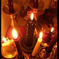 Les puissantes bougies mystiques hindoues du marabout sauveur aguida.