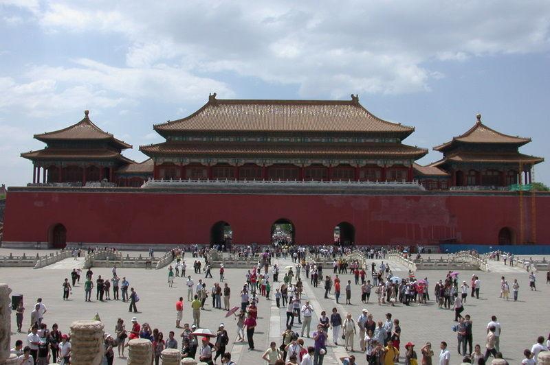 La cité interdite - Pékin