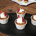Des cupcakes pour le gouter