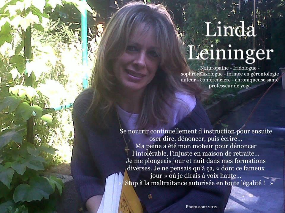 Stop à la maltraitance autorisée en toute légalité par Linda Leininger