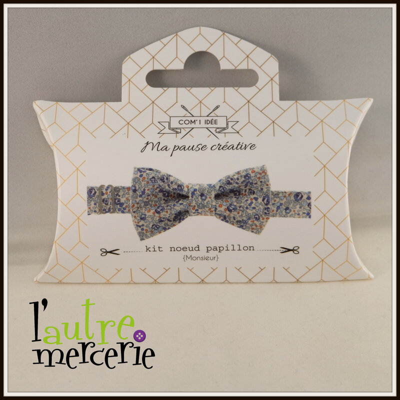 noeud papillon liberty eloise