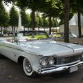 IMPERIAL Crown 2door convertible 1961 Schwetzingen (1)
