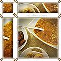 Harira (soupe marocaine légère)
