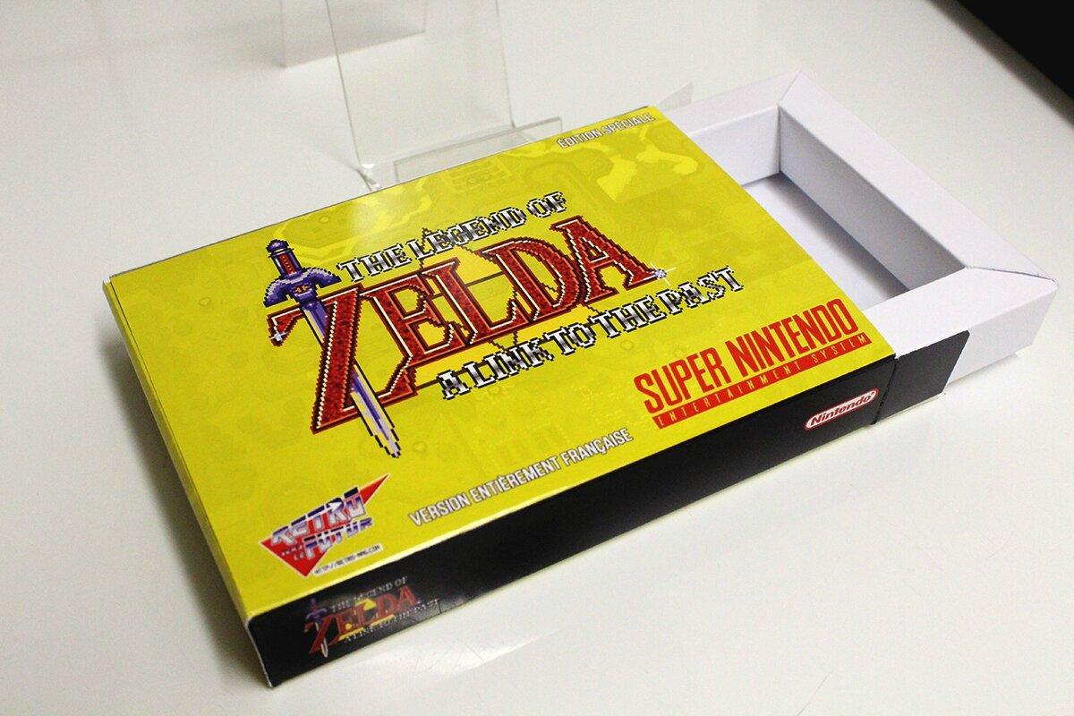 Zelda boite