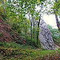 rocher d'escalade à Ceyrat
