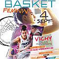 Journée basket féminin