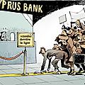 Suite des joyeuses aventures de l'euro à chypre…