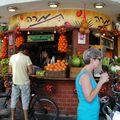 juice bar sur dizengo avenue