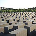 Berlin, Mémorial de l'Holocauste