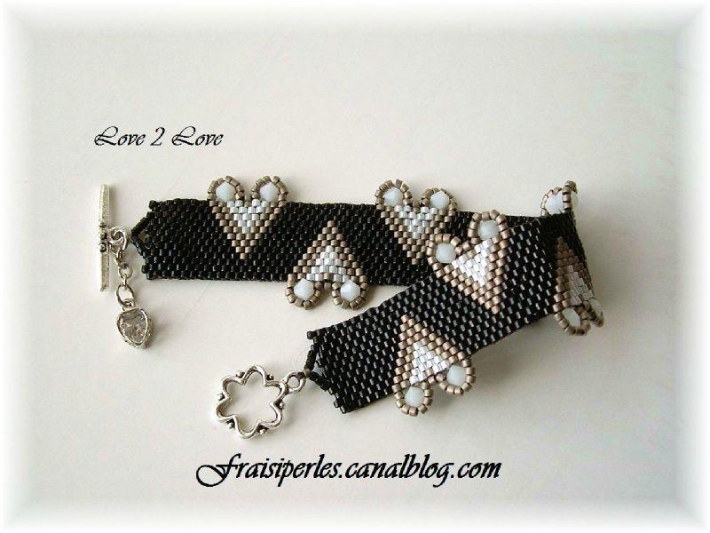 Bracelet Love 2 Love 1