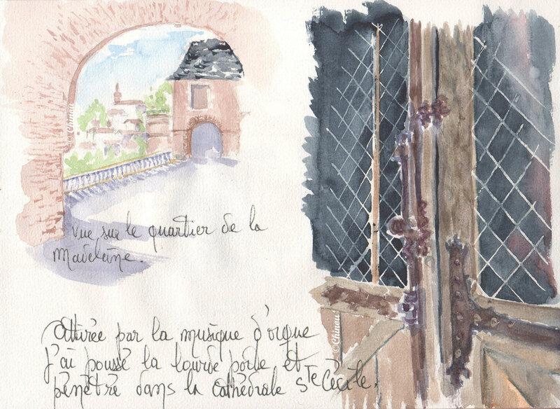 Porte Ste Cécile