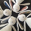 Marin le lapin *** pattern ***