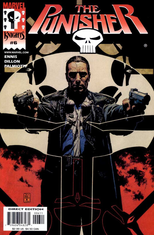 punisher marvel knights V2 06