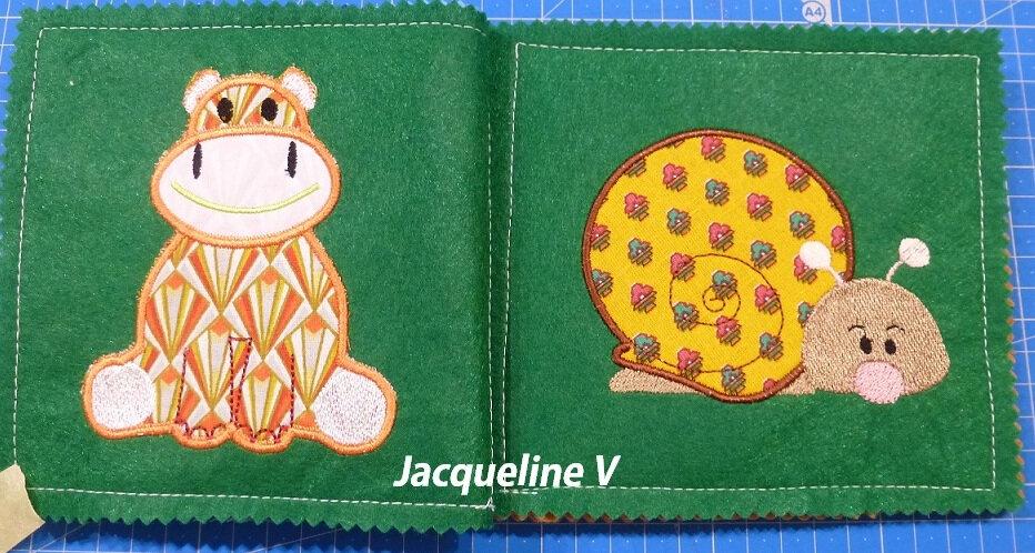 hippo escargot jacqueline V